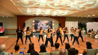 Honolulu Zouk at the 2nd Annual Salsa and Bachata Congress In Hawaii