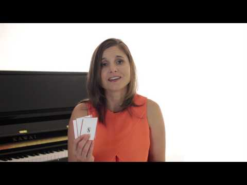 Using Flashcards in Music Lessons