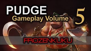 Pudge | DOTA 2 Gameplay Volume 5