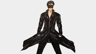 How To Draw Krrish (Hritik Roshan) step by step