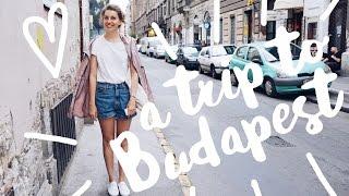 15 ИДЕЙ, ЧЕМ ЗАНЯТЬСЯ В БУДАПЕШТЕ ♥ ellinadaily(Недавно я ездила в Будапешт на 4 дня. В этом видео делюсь своими впечатлениями и показываю, чем я занималась...., 2016-06-20T05:00:01.000Z)