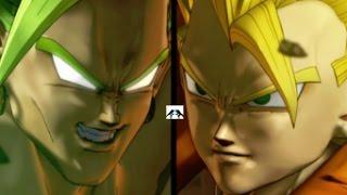 Dragon Ball z budokai tenkaichi 3 (pc) gameplay