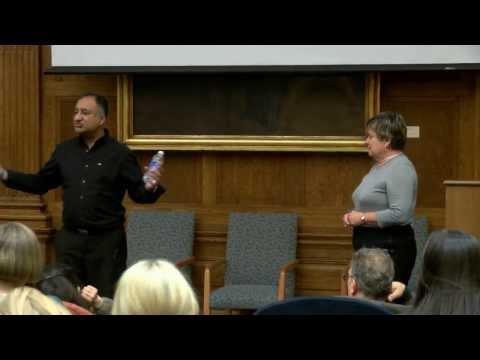 Anil Gupta Standing Ovation At Harvard University