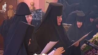 Патриарх Кирилл возглавил торжества по случаю 20-летия обретения мощей блж. Матроны Московской