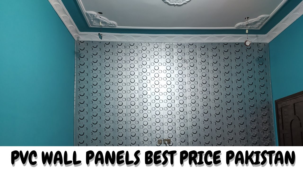 Pvc Wall Panels Installation Best Design Wall Panels In 2020 Youtube