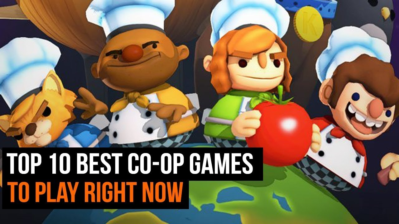 Best Co-op Games to Play Right Now