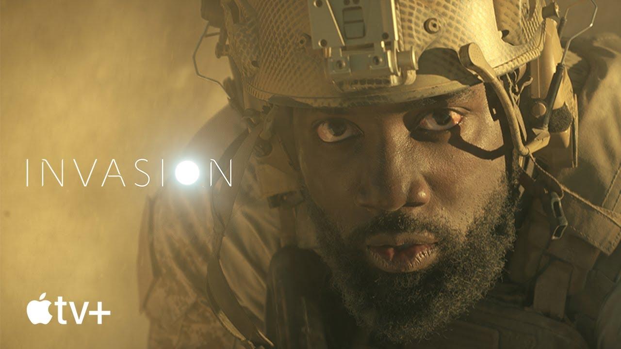 Invasion trailer op Apple TV Plus