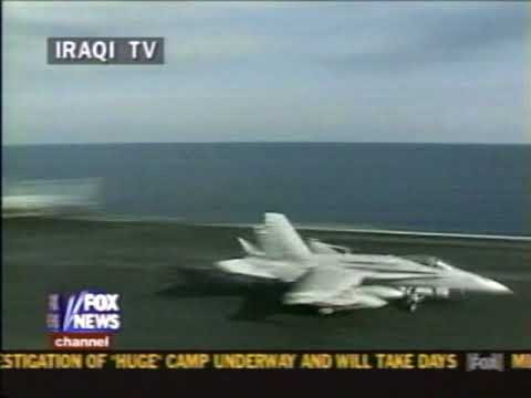 News - Iraq War - Part 2 - Bombing Baghdad - 30 Mar 2003 7pm