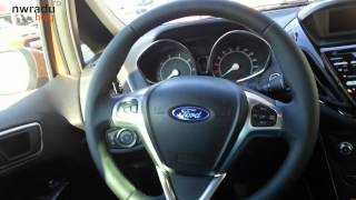 Ford B-max outside and inside tour