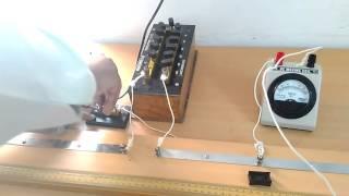 Meter bridge specific resistance by Anshu kapoorPart I thumbnail