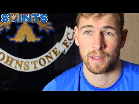 David Wotherspoon on his greatest moment in a Saints shirt