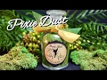 Pixie Dust : DIY Prop Bottle : Fairy Dust : Magic Glitter Potions (Tinker Bell Inspired)