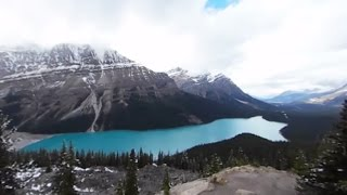 Driving Canada's Icefields Parkway in 360° - Lonely Planet thumbnail