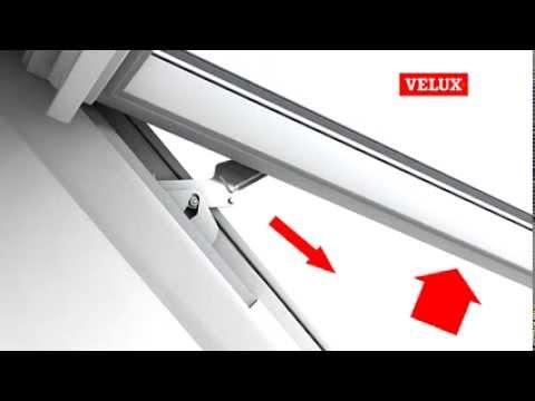 Velux ghl spring activation youtube for Finestre velux ghl