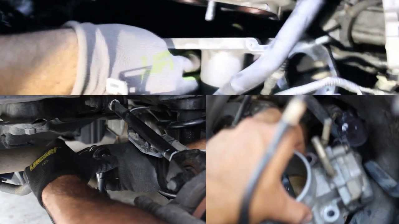 maxresdefault how to fix hood cable release handle on honda civic youtube  at soozxer.org