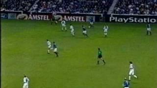 Rangers 5 - Sturm Graz 0 - Sept 2000
