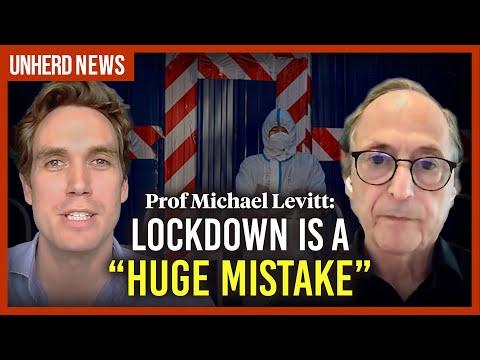 "Nobel prize winning scientist Prof Michael Levitt: lockdown is a ""huge mistake"""