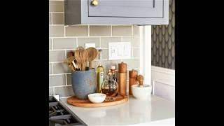افكار للمطبخ | افكار جديده لتعليق طقم التوزيع في المطبخ