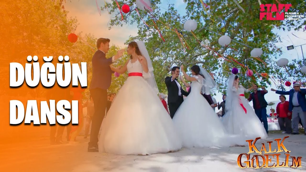 Kalk Gidelim 42. Bölüm - Düğün Dansı