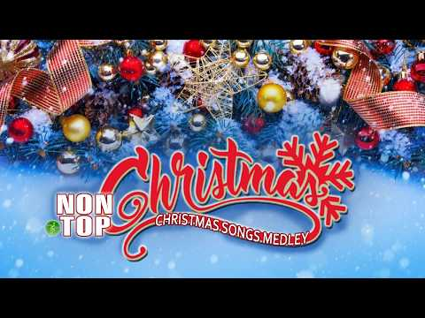Non Stop Christmas Songs Medley 2 - Best Christmas Songs 2019
