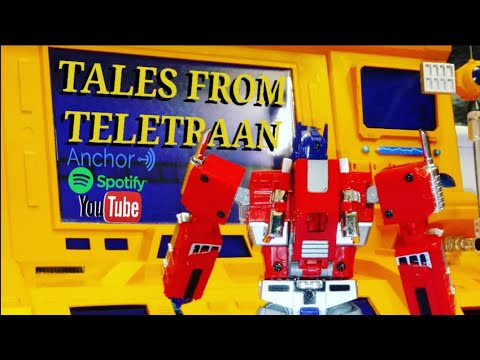 Tales from Teletraan EP 70 ( Galvatron said what about my momma?!?!)