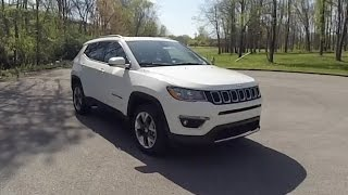 2017 Jeep Compass Limited 4X4|Walk-Around Video|In-Depth Review