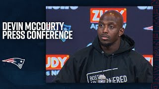 """Devin McCourty: """"All these games are so important"""" 