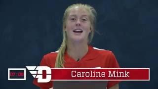 Getting to know Caroline Mink