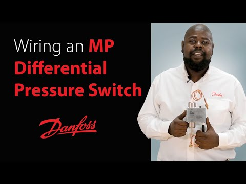Wiring Mp Differential Pressure Switches Youtube