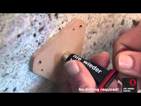 No Drilling Required Grab Bar Installation How To Install