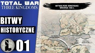 Total War Three Kingdoms PL | Bitwa Historyczna | XINGYANG