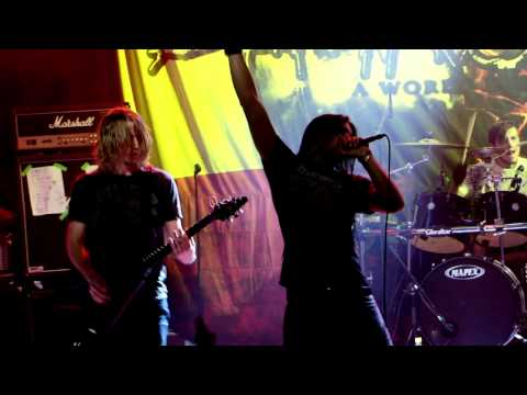 Degradead - Human Nature - Releaseparty 2011 HD