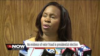 State audit: No evidence of voter fraud in Detroit