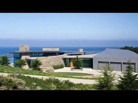 Fluid Carmel Residence   House Design is Overlooking The Ocean