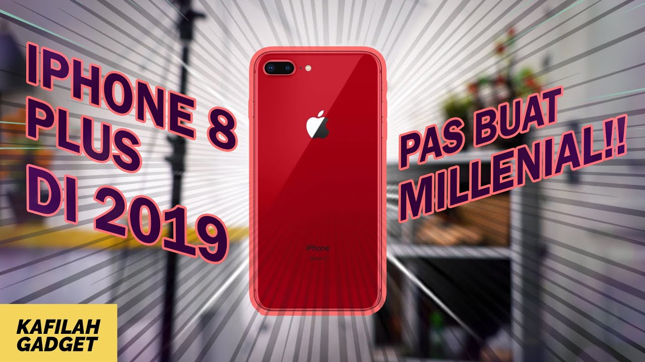 IPHONE 8 2019 REVIEW