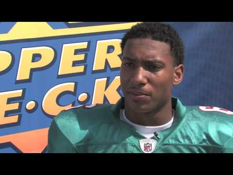 Upper Deck Interviews Pat White, NFL No. 84 Draft Pick
