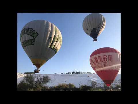Hot air Balloon pamukkale, Pamukkale Daily Tours hotairballoonspamukkale.com