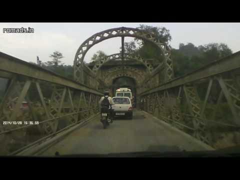 NH-20 Beas River Bridge on Pathankot Gaggal Section (2014-10-28)