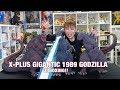 Godzilla 1989 X-Plus Gigantic Series Figure Unboxing