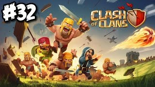 Clash Of Clans #32 - LIVE REPLAY ATTACK! 300K Loot Raid! + Clan War Attacks!