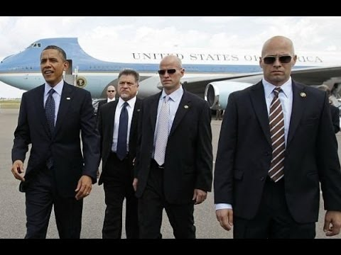 U.S. SECRET SERVICE - The PEOPLE that PROTECT OBAMA and the ELITE who CONTROL the WORLD