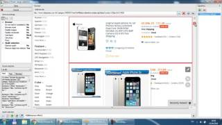 видео Каталоги товаров: eBay, Amazon, Али...