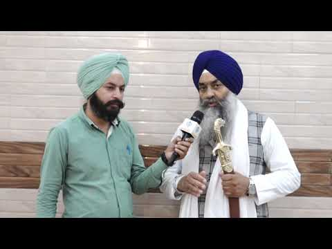 261217 - Interviews on the Avtar Purab of Dhan Dhan Sri Guru Gobind Singh Ji