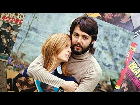♫ The best photos of Paul McCartney and Linda! Believe in love! mp3