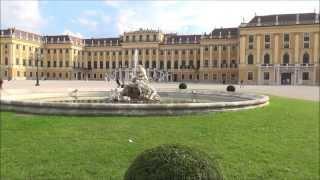 Attraktionen Wien Ausflugsziele Schloss Schönbrunn Freizeit Tipp Sehenswürdigkeiten wohin gehen