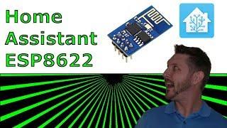 HomeAssistant Custom WiFi - ESP8266 Setup