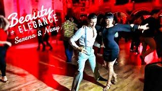 �������� ���� Gorgeous & Elegant Salsa Dance by Nery Garcia (Mr. Smooth) & Serena Cuevas 2019 ������