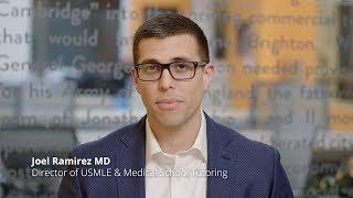 Dr. Joel Ramirez, Director of USMLE at MedSchoolCoach