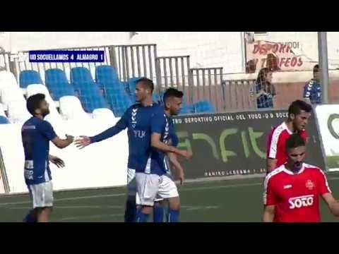 Resumen UD Socuéllamos 4 - Almagro CF 1