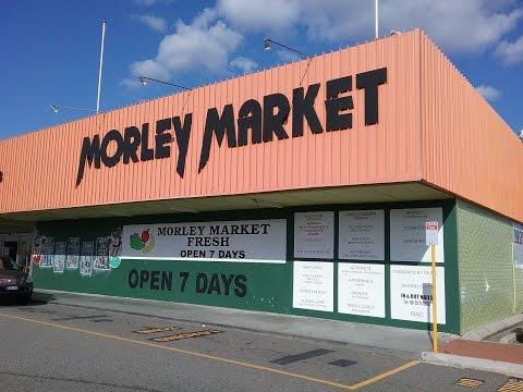 Morley Market Perth Western Australia